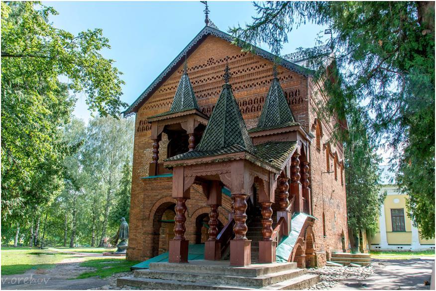 Углич – памятник истории и культуры на берегу Волги