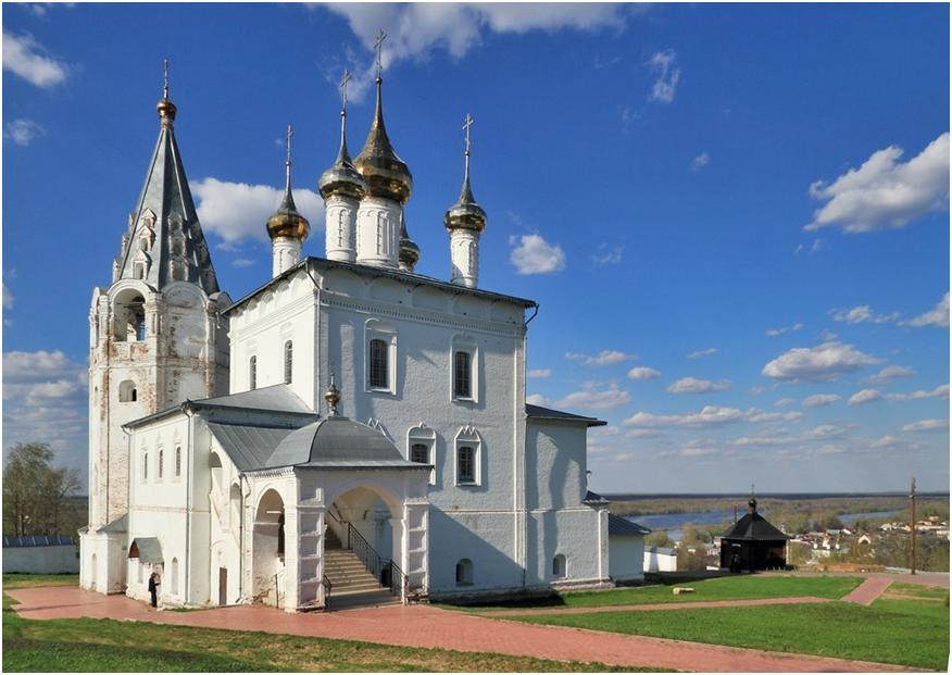 Гороховец – путешествие в сокровищницу многовековой истории России и сказочное царство.