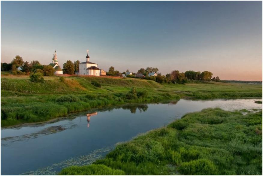 Кидекша – забытая достопримечательность России c мировым именем