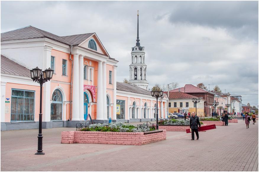 Шуя вокзал