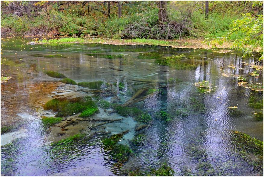 Река Илеть в Марий Эл