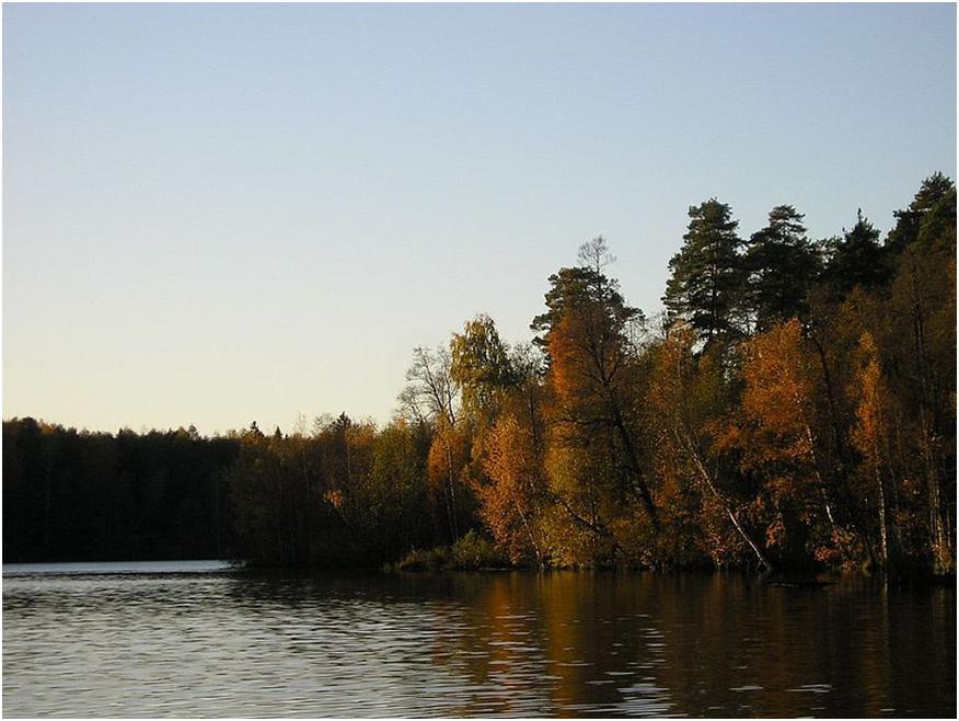 Озеро Кичиер, Марий Эл – уникальный климат, здравницы, тайна происхождения