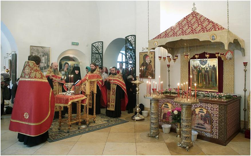 Зачатьевский ставропигиальный женский монастырь – святыни, история возраждения, полезная информация для прихожан