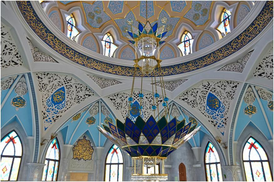Мечеть Кул Шариф в Казани – главный духовный центр Татарстана, музе исламской культуры