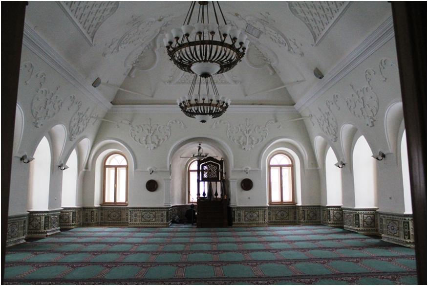 Мечеть Марджани в Казани