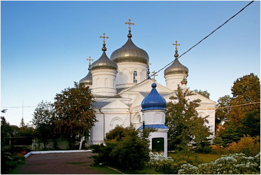 Параскево-Вознесенский женский монастырь в Пайгарме – места силы и исцеления, родники
