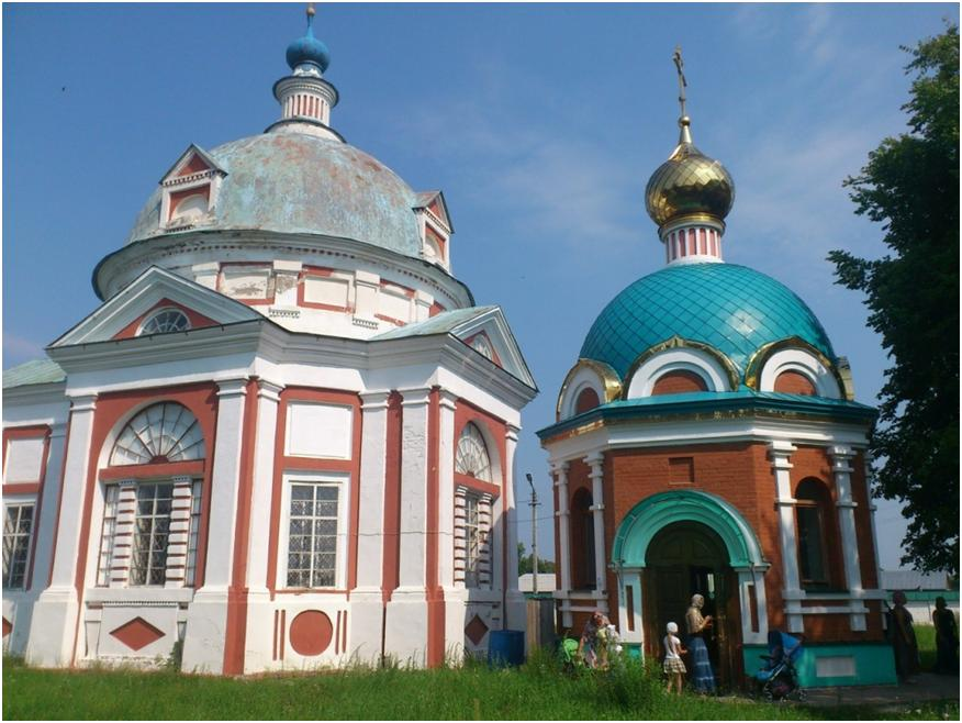 Санаксарский Богородицкий монастырь – родники, святыни, история появления, чудеса святых мест