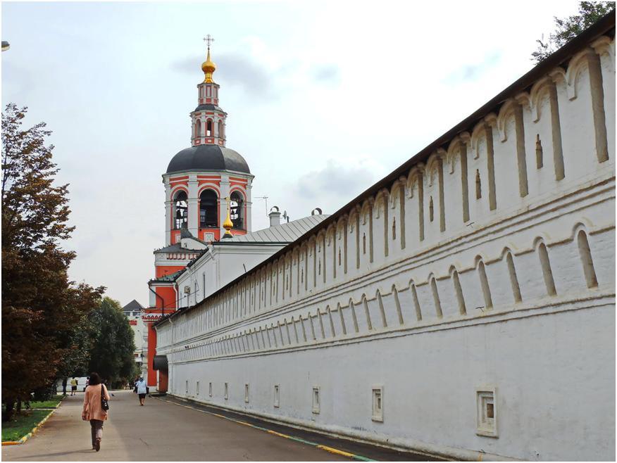 Свято-Данилов монастырь - достопримечательности, святыни, как добраться