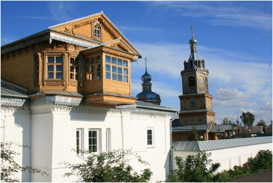 Цивильский монастырь в Чувашии –загадочная история появления, святыни, интересные факты