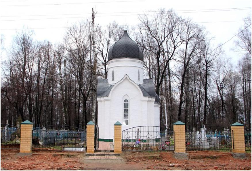 Часовня Матфея Яранского – история жизни чудотворца, Александро-Невский монастырь