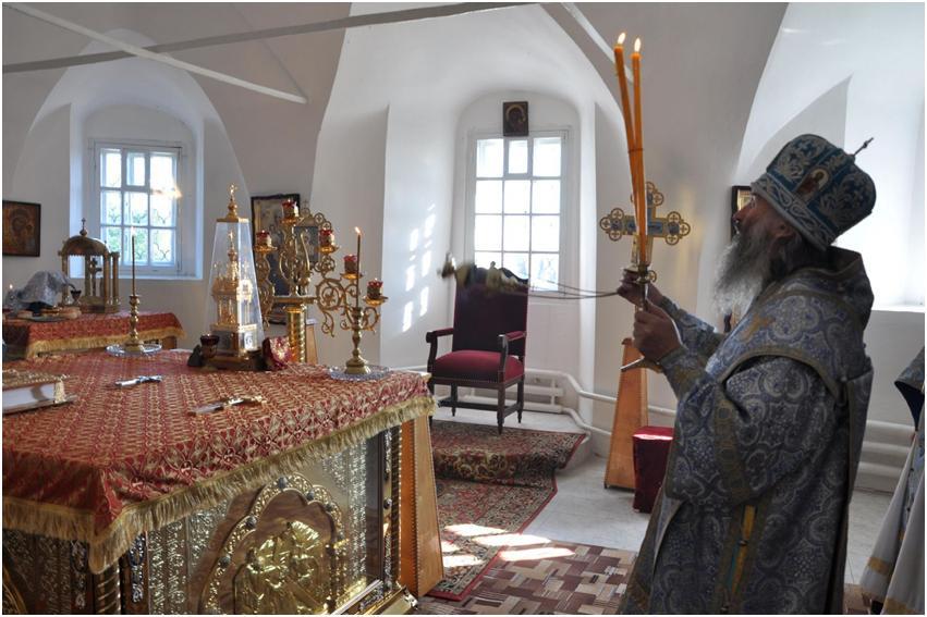 Шабаши - Ежово - Масканур (Марий Эл) - родники и источники