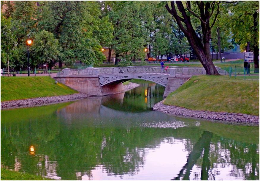 Михайловское – музей-заповедник и родовое гнездо А.С. Пушкина