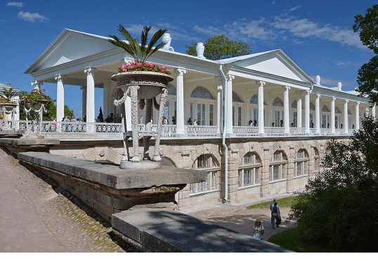 Музей-заповедник Царское село