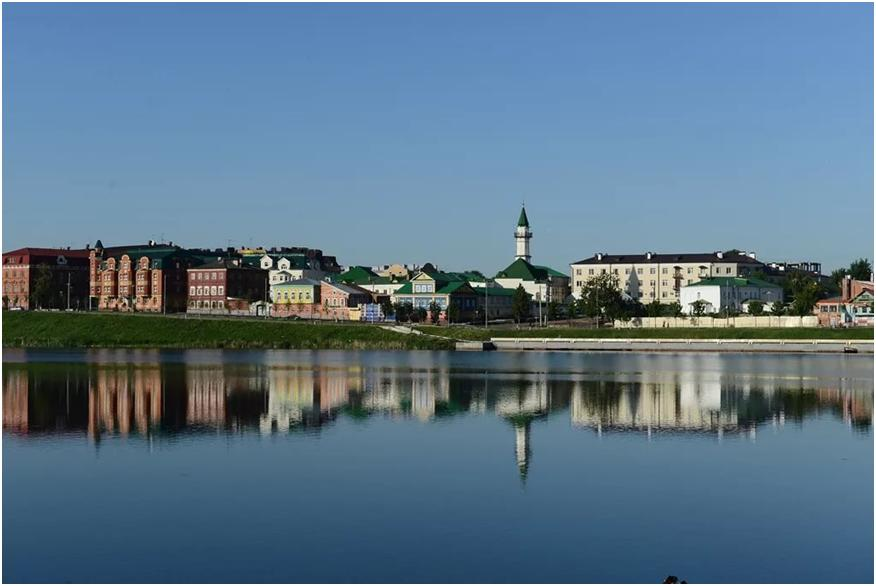 Первая Пороховая мечеть в Казани