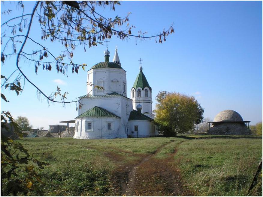 Музей истории Успенской церкви