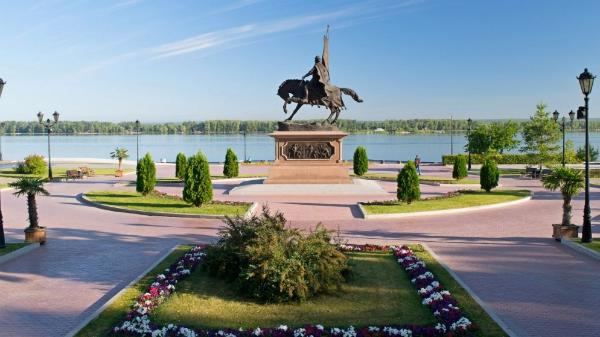 Казань - Самара - Казань