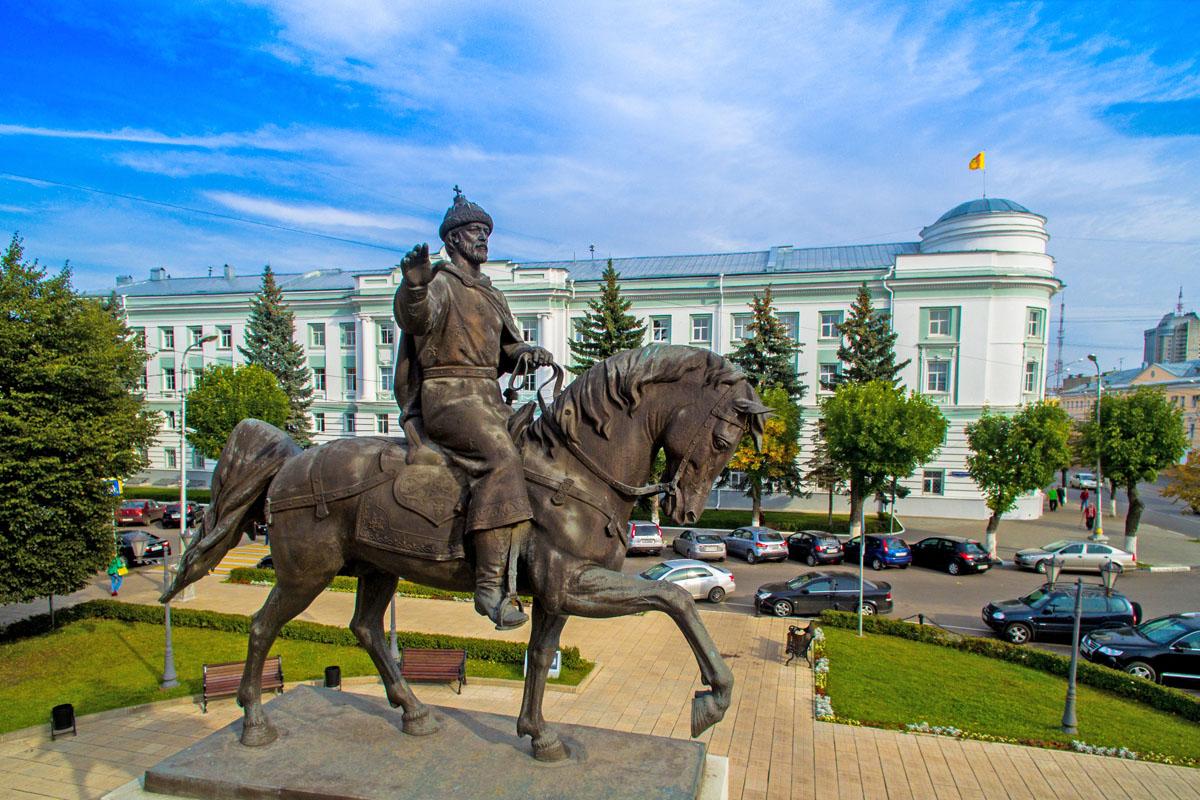 Казань - Тверь - Казань