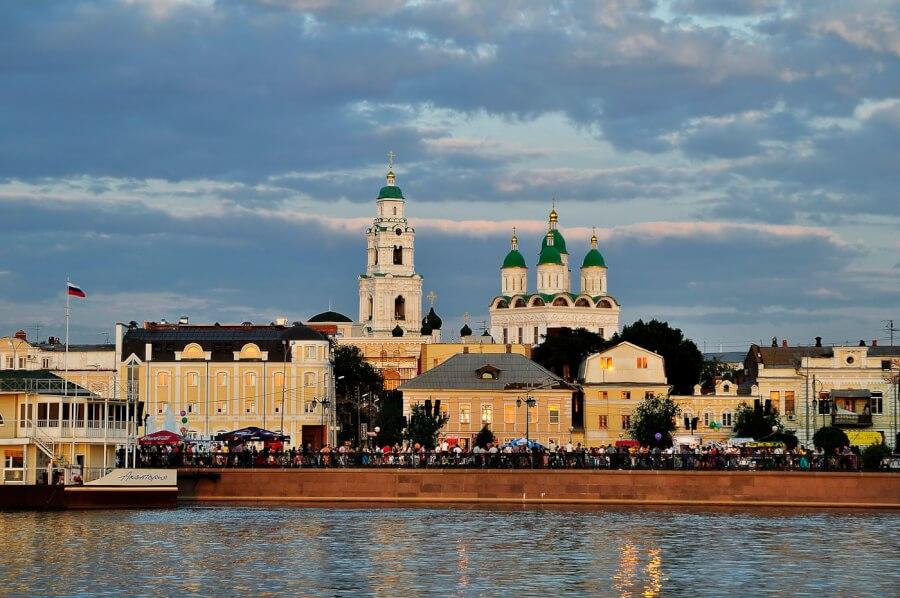 Казань - Астрахань - Казань