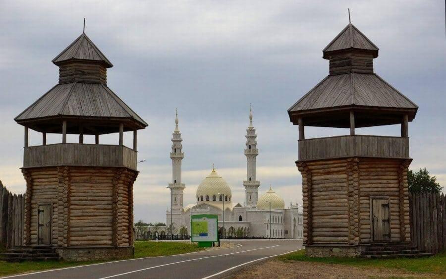 Казань - Болгар - Казань
