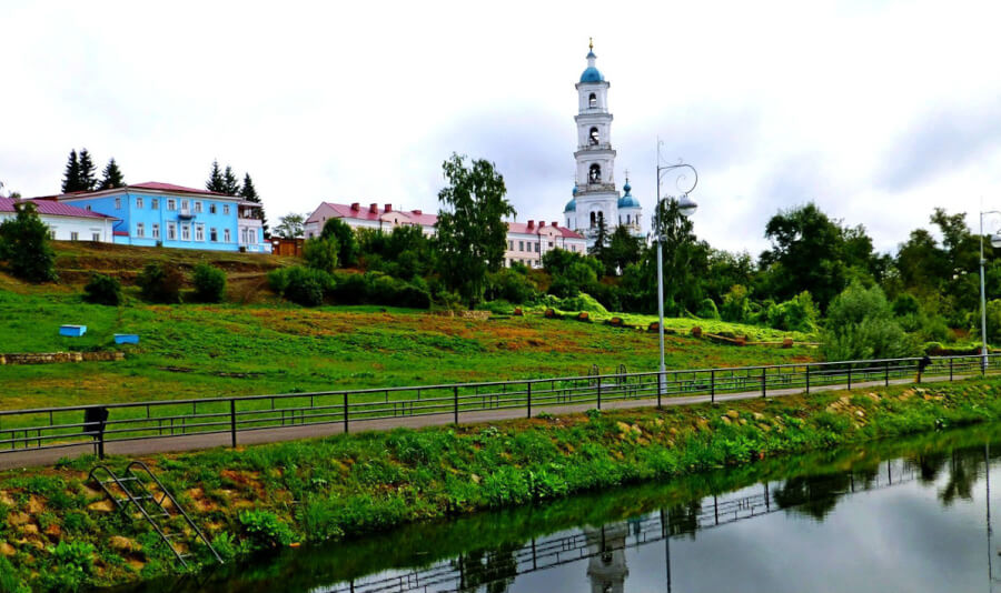 Казань - Елабуга - Казань