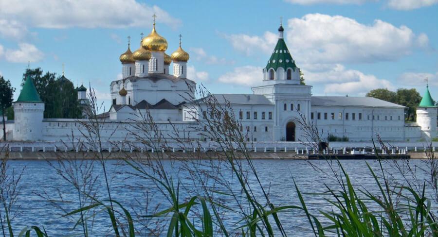 Казань - Кострома - Казань