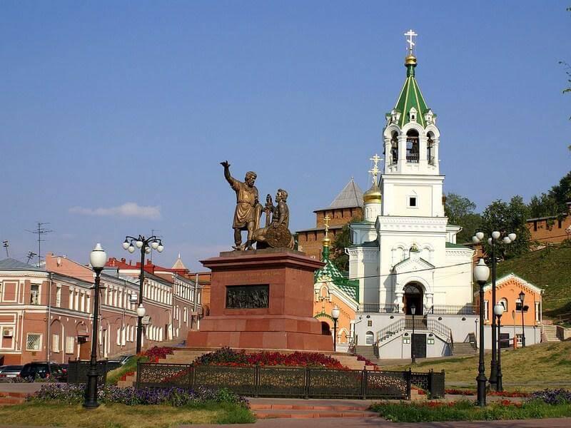 Казань - Нижний Новгород - Казань