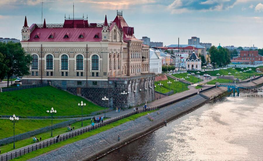 Казань - Рыбинск - Казань