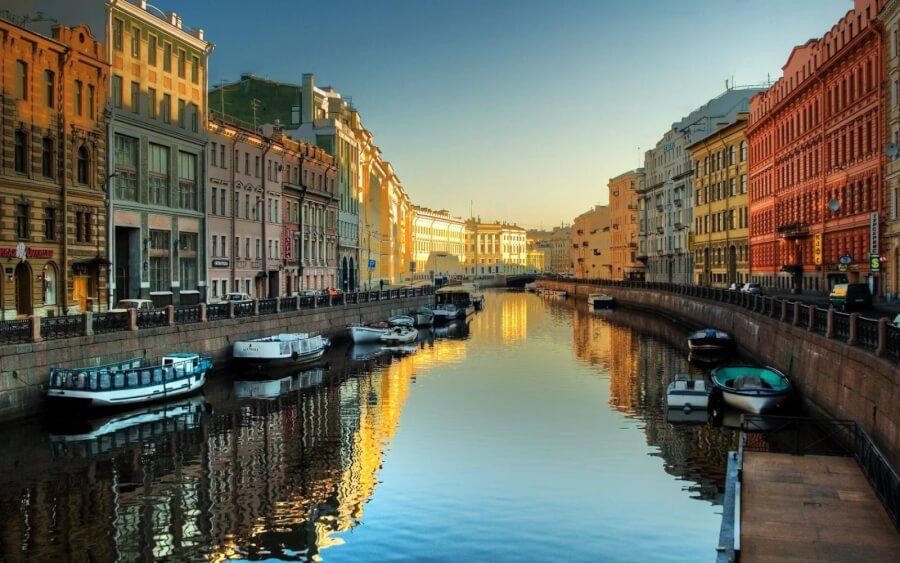 Казань - Санкт-Петербург - Казань