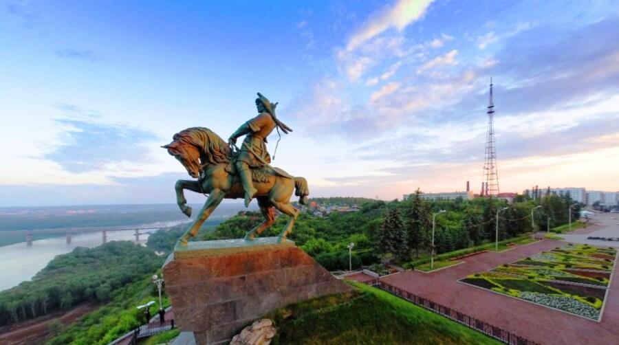 Казань - Уфа - Казань
