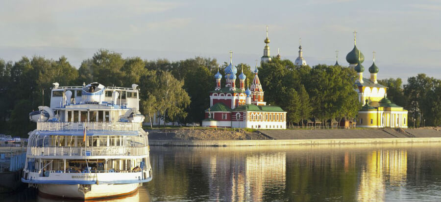 Казань - Углич - Казань