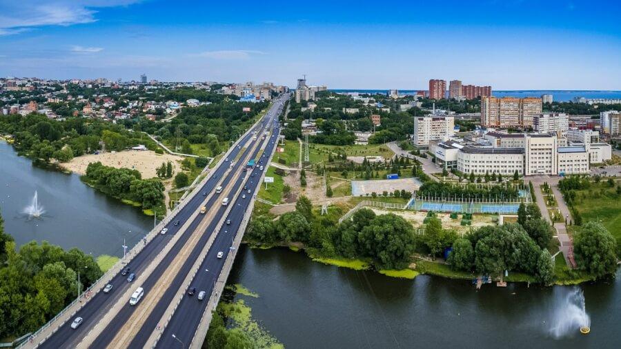 Казань - Ульяновск - Казань