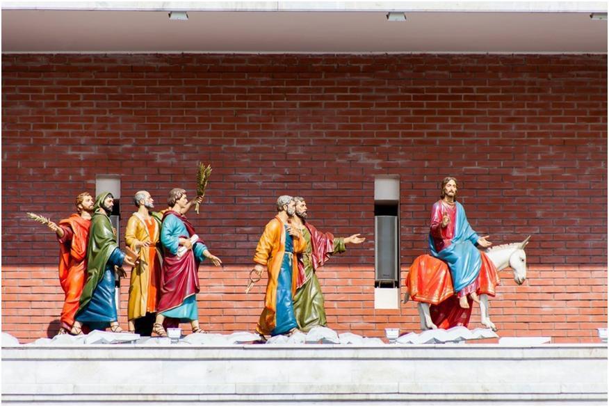 Комплекс 12 апостолов, Йошкар-Ола