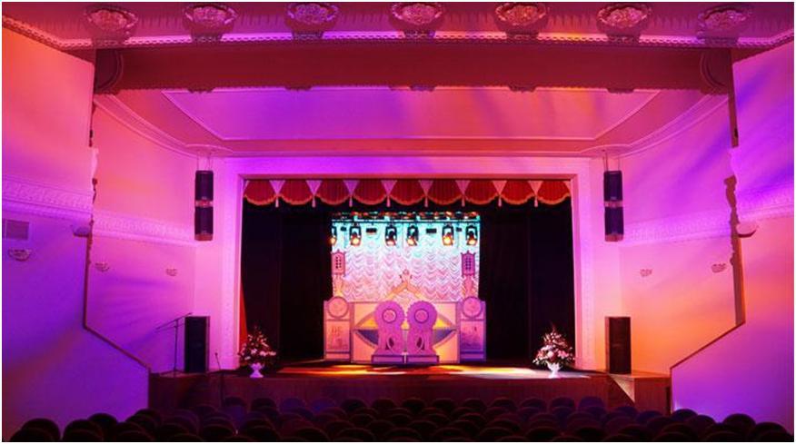 Театр кукол Йошкар-Олы