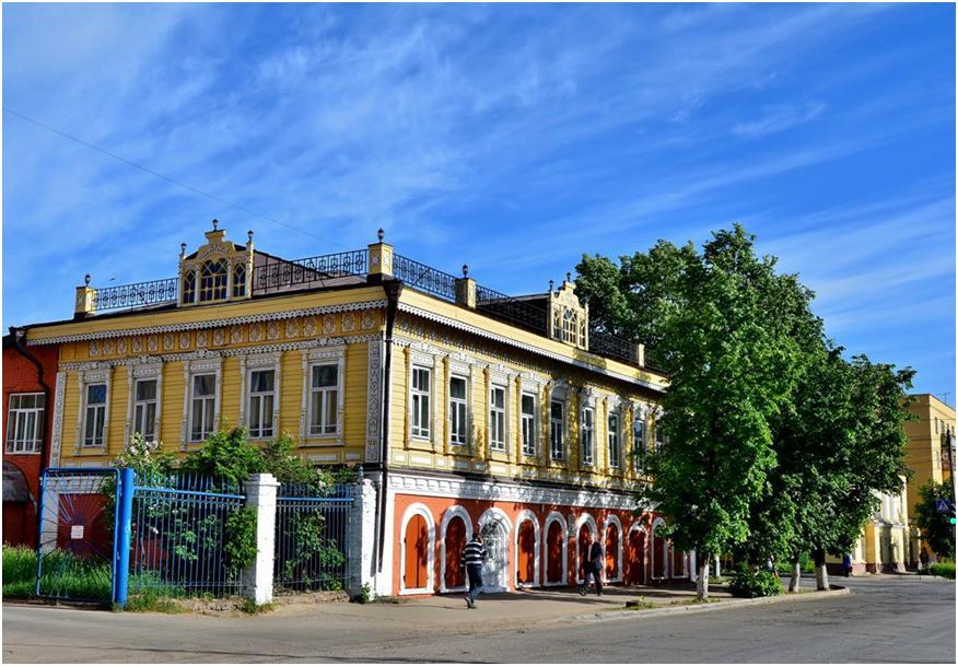 Национальный музей им. Евсеева