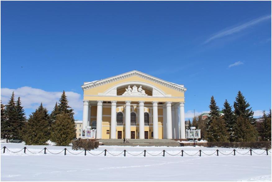 Марийский национальный театр драмы им. М.Шкетана