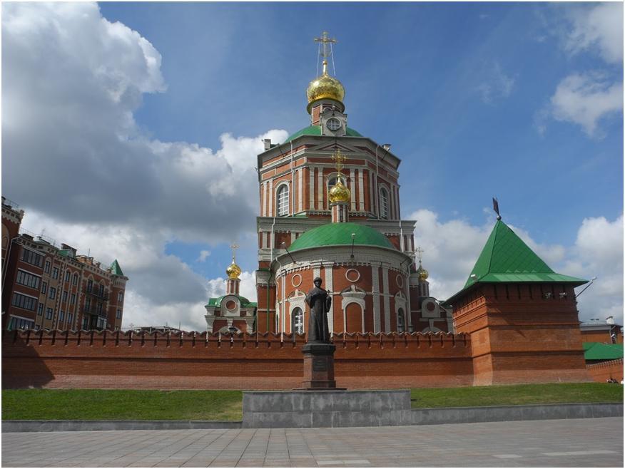 Памятник Фёдору Иоанновичу