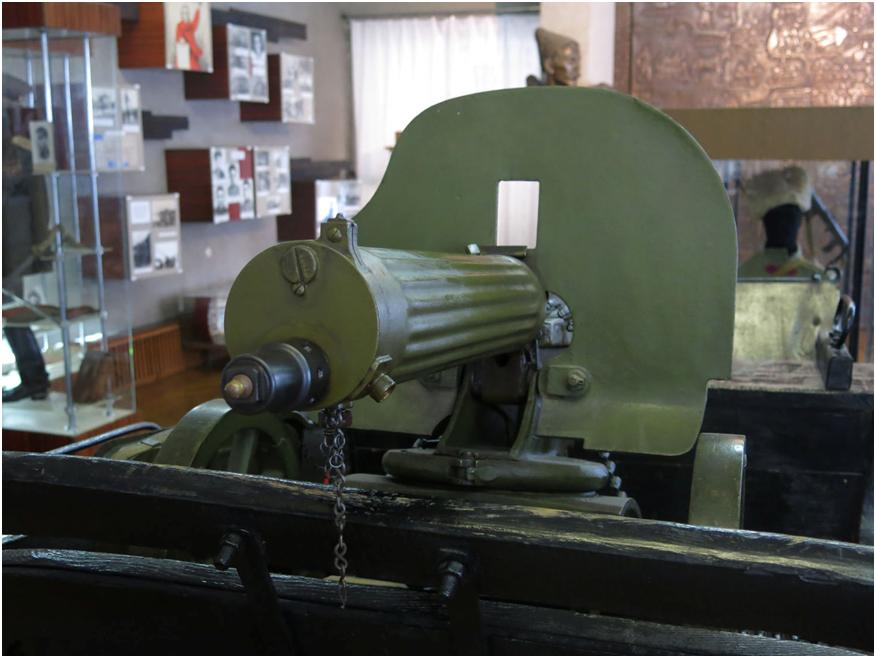 Музей В. И. Чапаева
