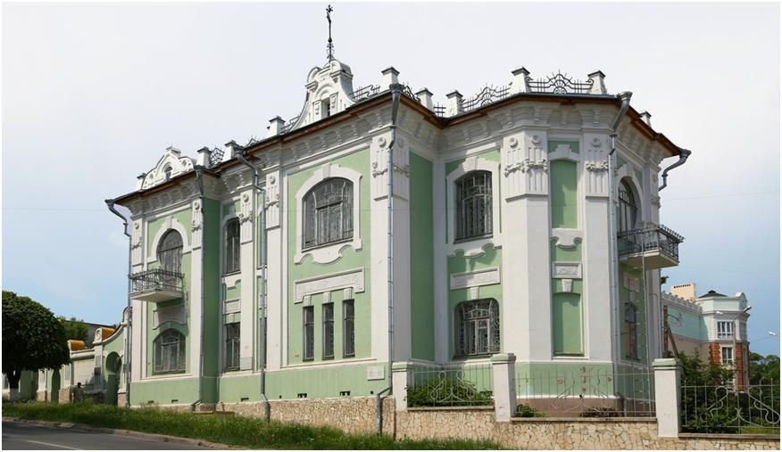 Дом Ф.П. Ефремова