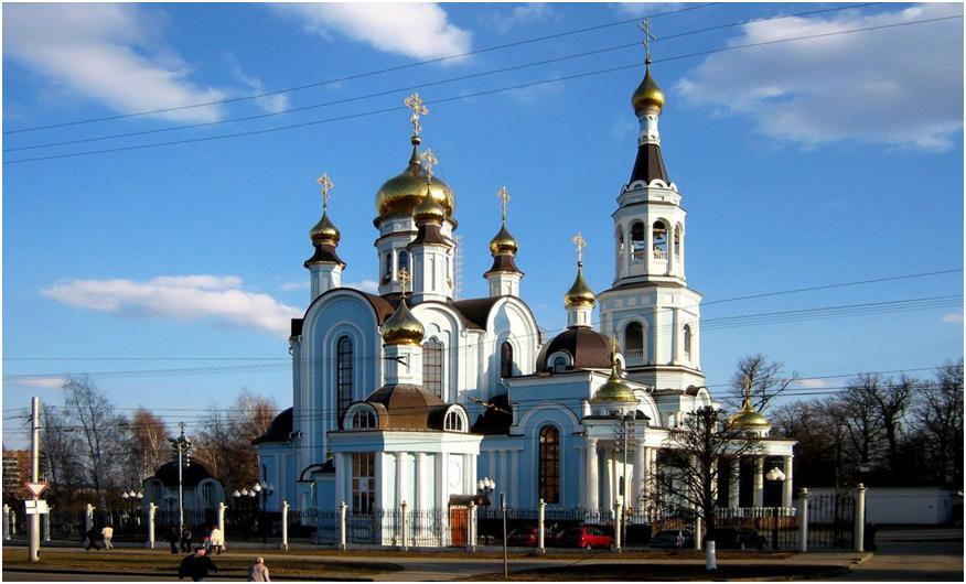 Покровско-Татианический собор