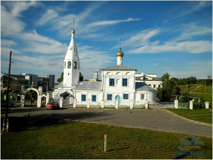 Храм Воскресения Христова в Чебоксарах