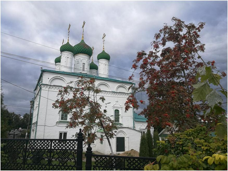 Собор Михаила Архангела в Чебоксарах