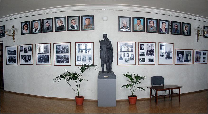 Чувашский драматический театр им. К.В. Иванова