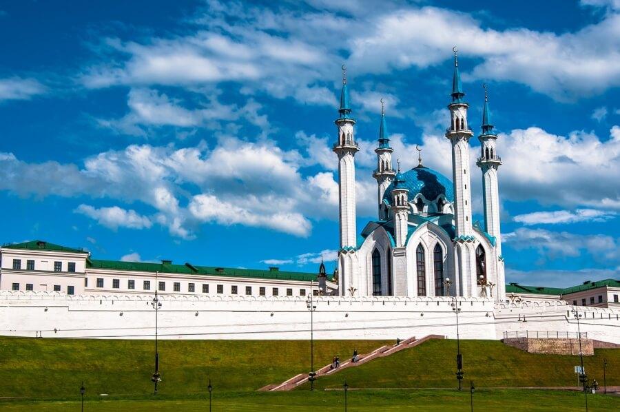 """Экскурсия """"Весеннее настроение в Казани"""""""